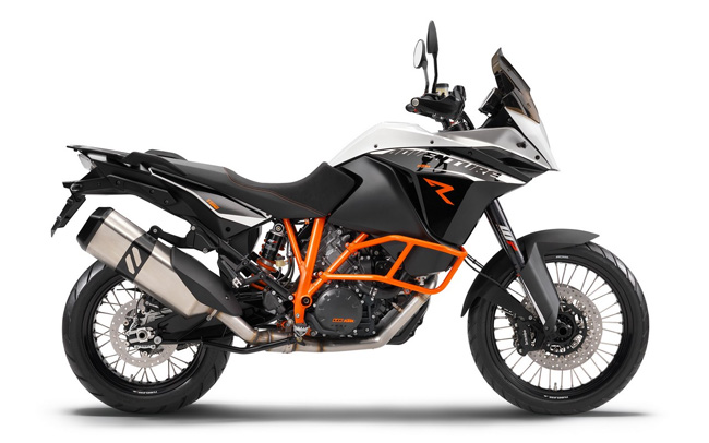Туристический мотоцикл KTM Adventure