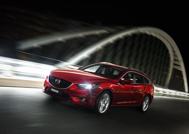 Универсал Mazda6