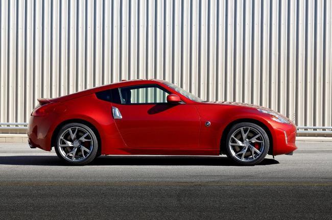 Обновленный Nissan 370Z