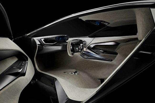 суперкар Peugeot Onyx