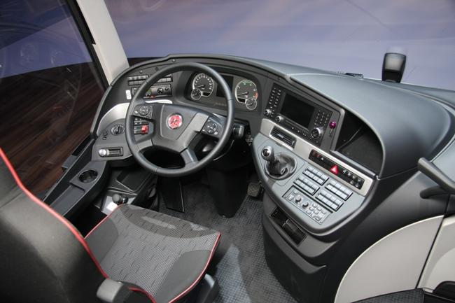 Выставка в Ганновере 2012: Setra ComfortClass 500
