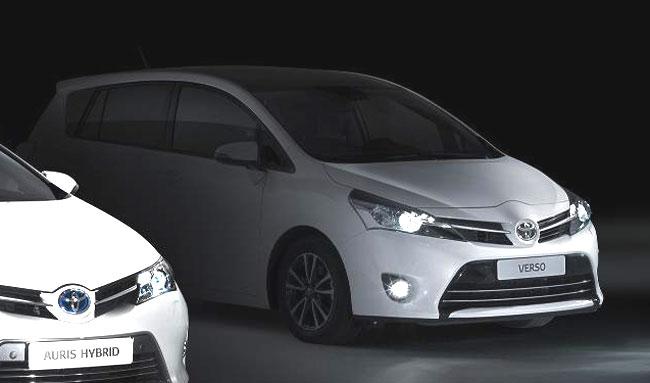 Toyota Auris Verso