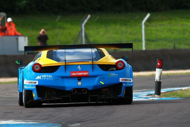 Два победных дубля Team Ukraine racing with Ferrari!