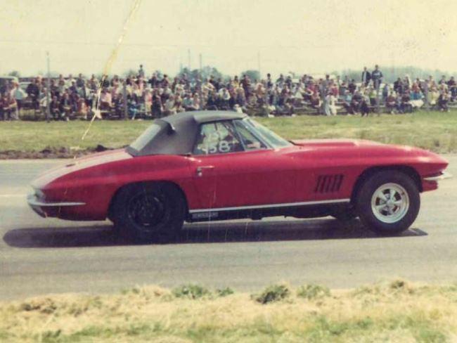 В США, на аукционе Mecum, за 3,2 миллиона долларов продан самый дорогой Chevrolet Corvette