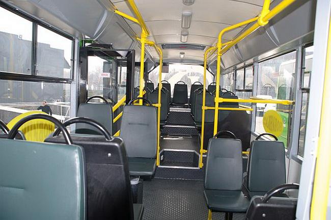 Автобус Богдан А30220 запущен в серийное производство