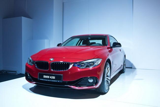 Новые BMW Х5 третьего поколения и купе 4 Серии