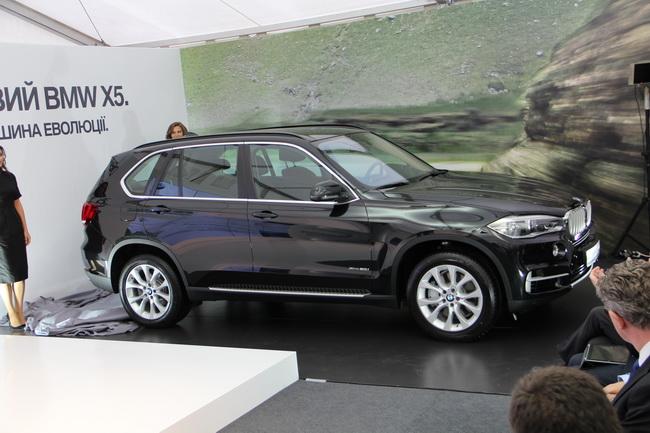 Новые BMW Х5 третьего поколения и купе 4 cерии