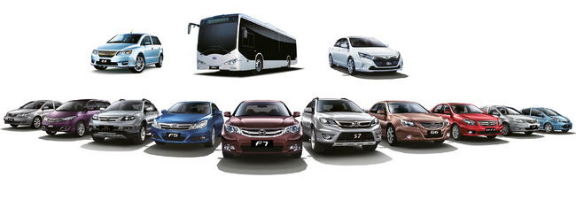 Продажи автомобилей на украинском рынке: второе место у BYD