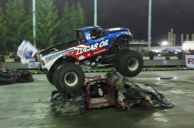 Bigfoot Crash Show