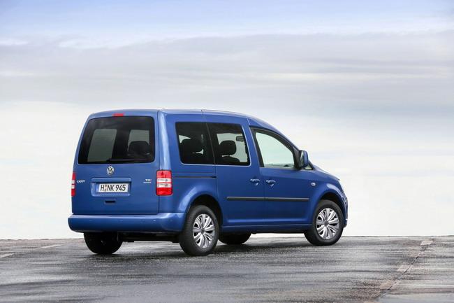 Новый автомобиль Volkswagen Caddy BlueMotion