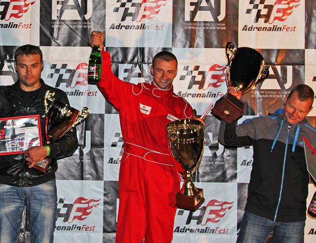 финал Чемпионата Украины и Национальной серии на Кубок FAU по гонкам на ускорение
