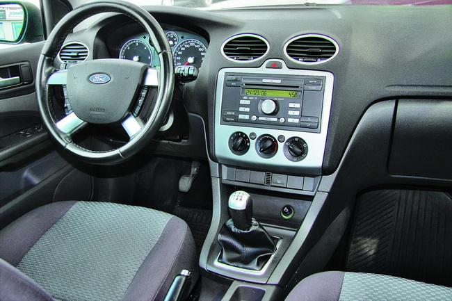 Сравнительный тест-драйв Ford Focus II