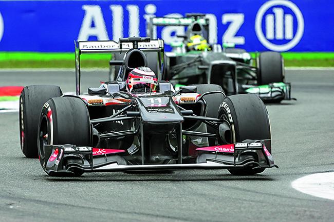 Формула 1. Гран-при Италии