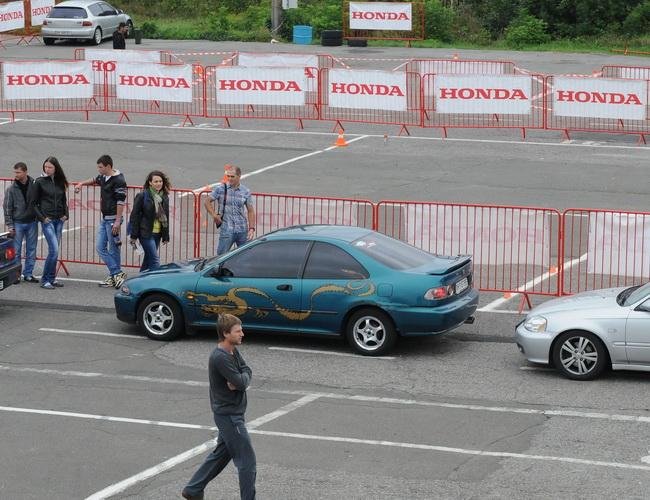 Honda Fan Fest состоится 7 сентября на автодроме «Чайка»
