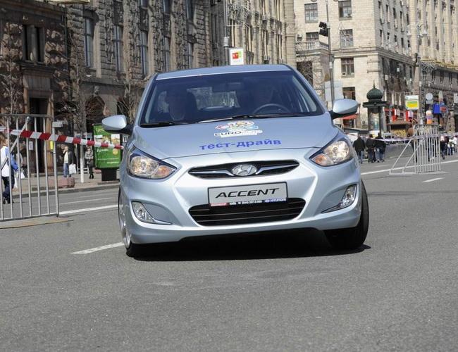 Hyundai Accent в Украине подорожает из-за утилизационного сбора