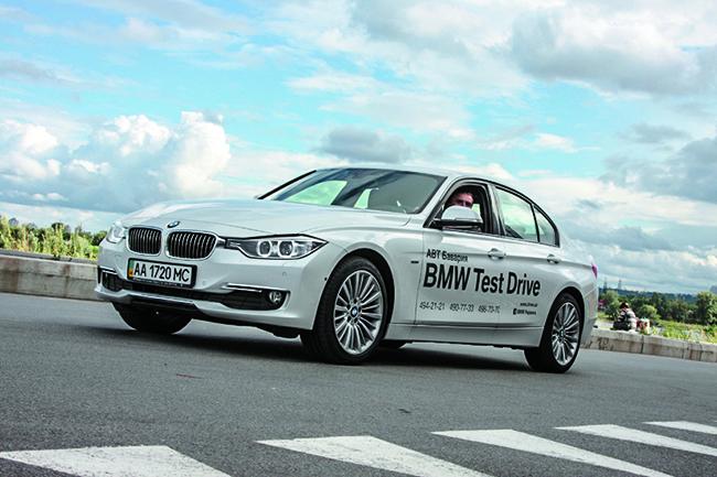 BMW 328i (245 л. с.)