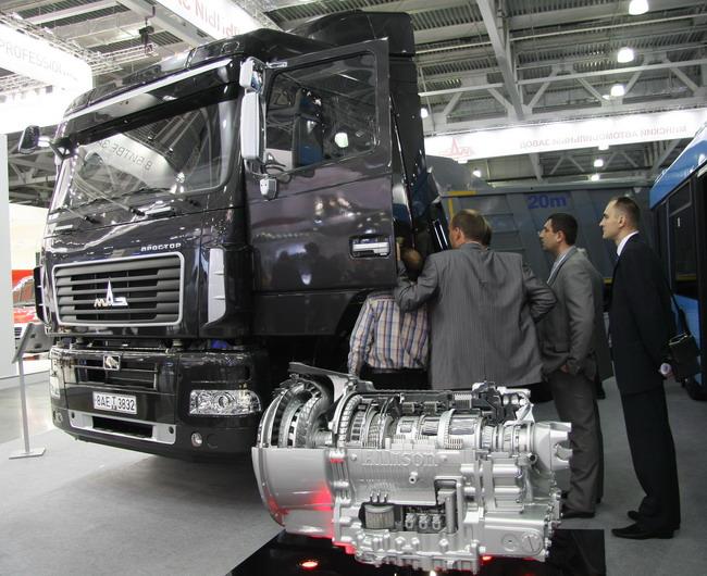 седельный тягач МАЗ-5440Е9
