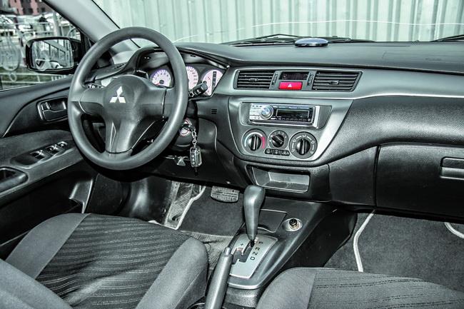 Сравнительный тест-драйв Mitsubishi Lancer IX