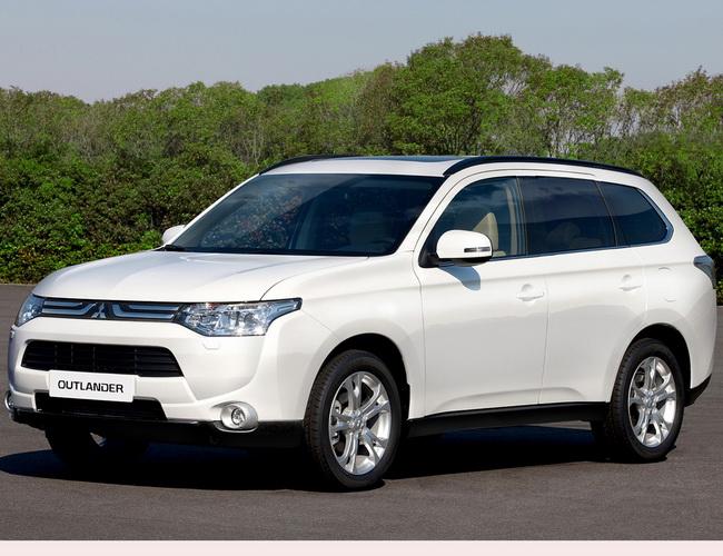 В сентябре экономия при покупке Mitsubishi Outlander составит 42700 грн