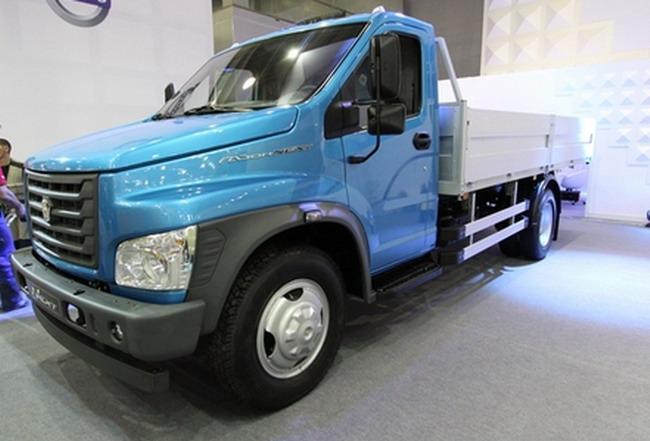 Новый автомобиль «ГАЗон Next» С41К31,