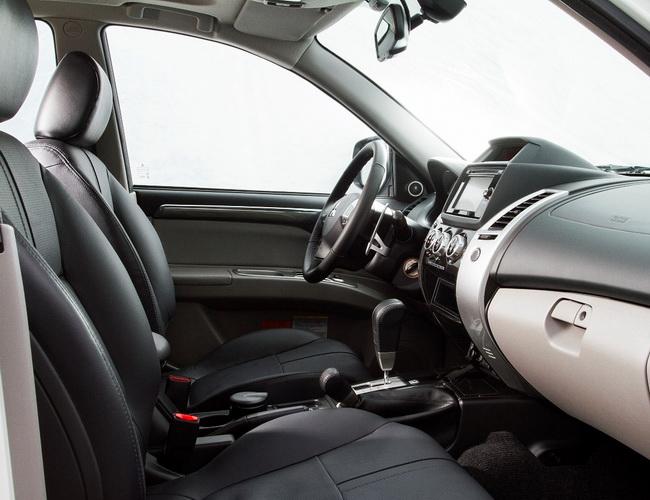 Старт продаж обновленных Mitsubishi Pajero Sport