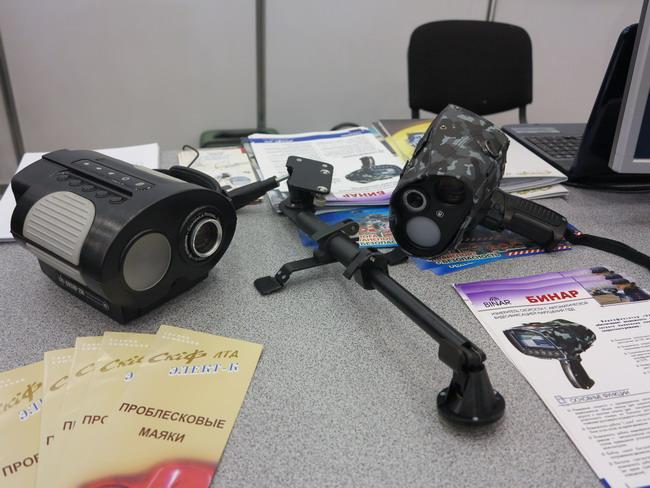видеофиксатор для измерения скорости - «Бинар»