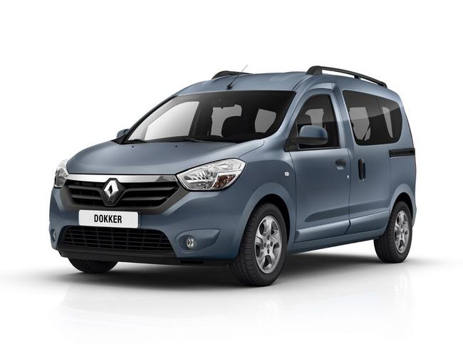 В Украине начались продажи нового минивэна Renault Dokker