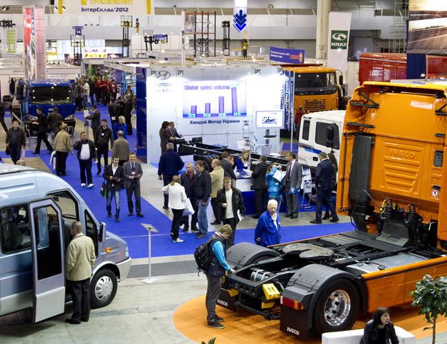 На выставке TIR'2013 будут представлены автомобили для любого бизнеса