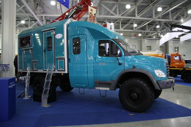 ГАЗ-33081 «Тайга»