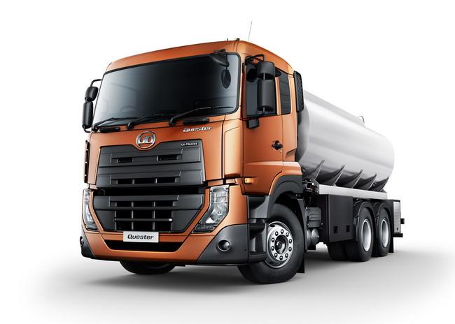 Грузовик UD Trucks Quester