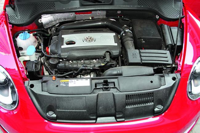 Тест-драйв Volkswagen Beetle