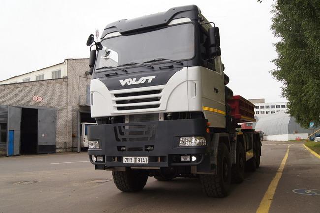 балластный седельный тягач Volat-741600
