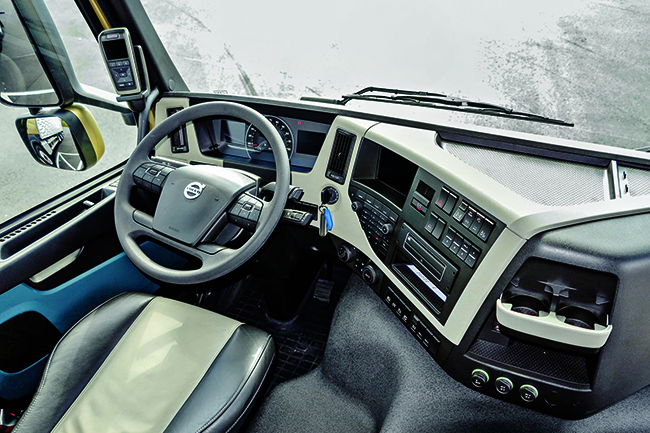 Тест-драйв Volvo FM