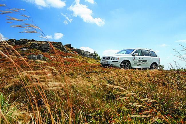 Тест-драйв Volvo