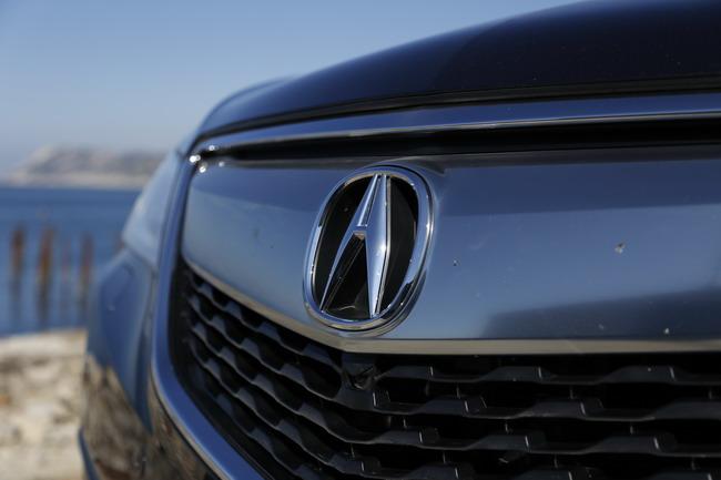 Первый тест-драйв Acura MDX третьего поколения