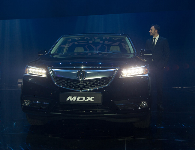 Автомобили Acura будут официально продаваться в России
