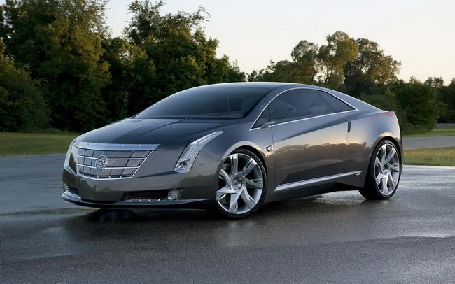 Cadillac выпустит 10 новинок