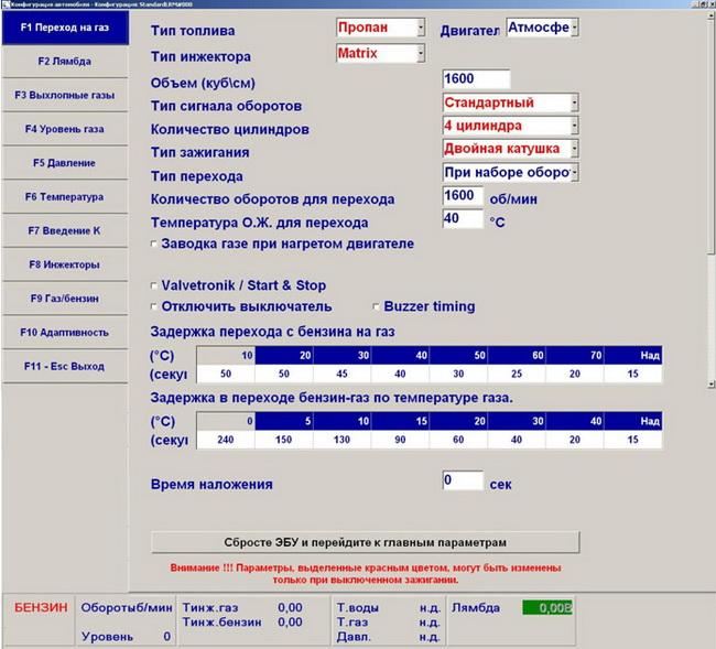 Сеть СТО «Профигаз» представляет итальянскую систему ГБО - Landi Renzo Omegas