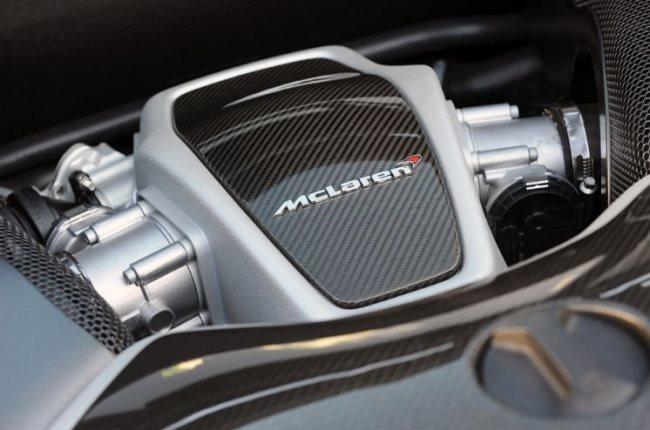 Представлен горячительный McLaren 12C