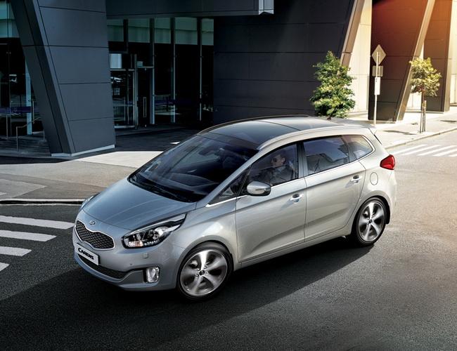 Kia Optima FL и новый Кia Carens будут представлены на «Столичном Автошоу 2013»