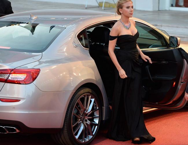 Maserati впервые примет участие в «Столичном Автошоу 2013»