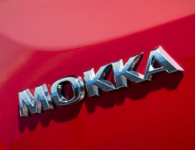 Украинский дебют Opel Mokka на Столичном Автошоу 2013