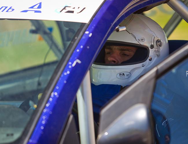 Чемпионат Украины по кольцевым автогонкам