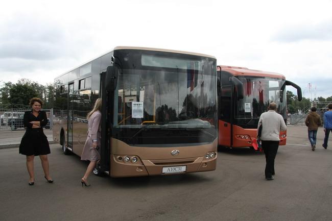 Скоро автобусы I-Van новых поколений массово появятся на улицах наших городов