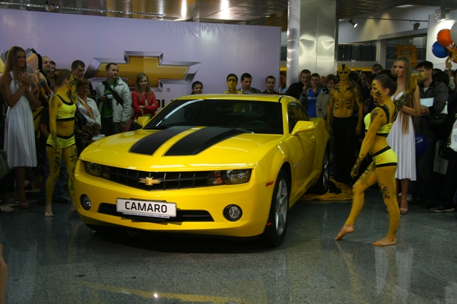 Chevrolet Camaro(1)