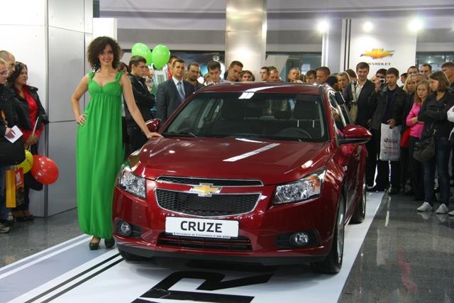 Chevrolet Cruze(1)