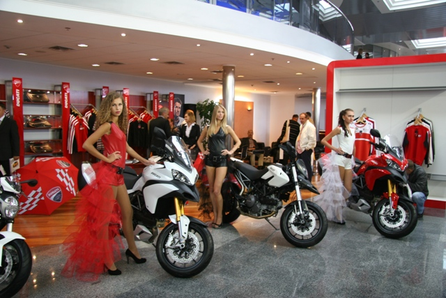 Ducati на Столичном автошоу