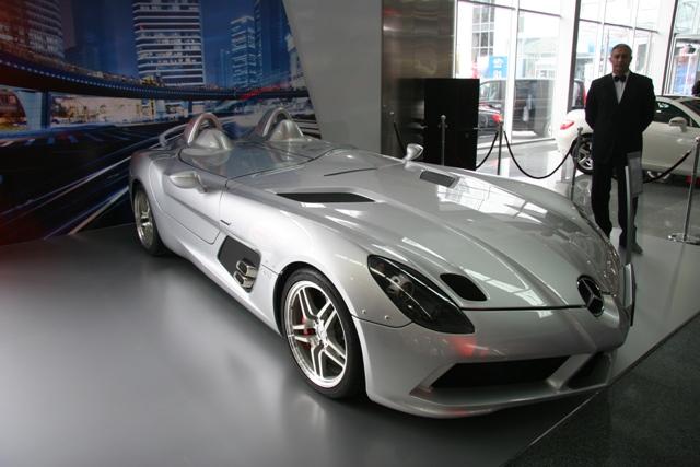 Mercedes-McLaren Stirling Moss