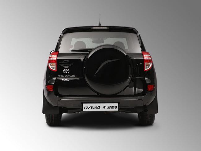 Toyota RAV4 в обвесе JAOS