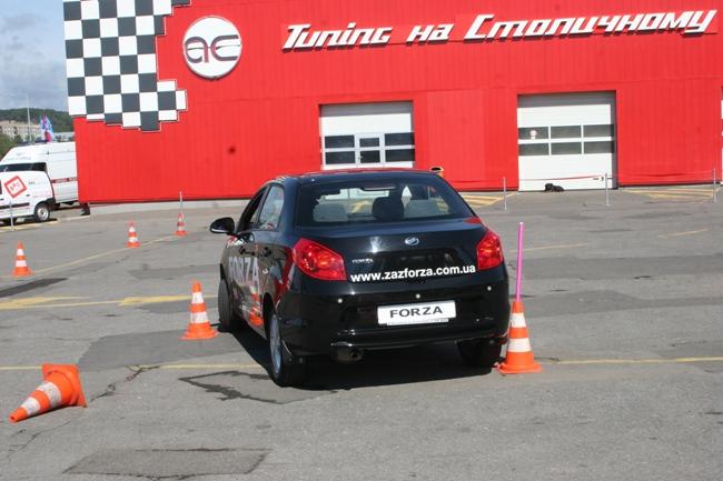 Сегодня состоится второй этап соревнований в рамках конкурсной программы от «Автоцентра»